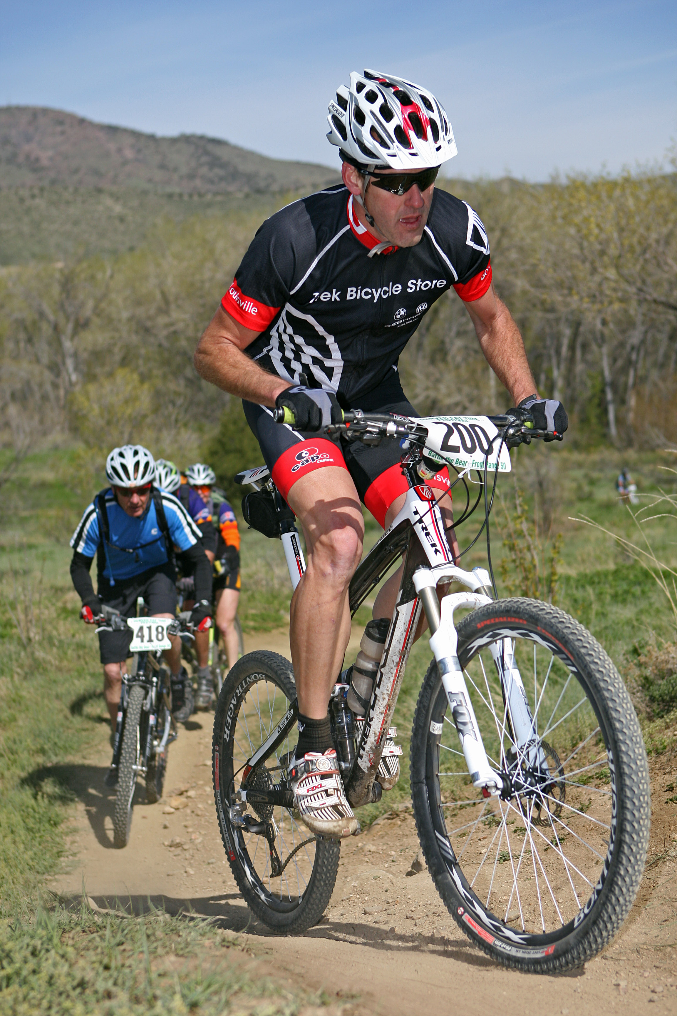 MTB Cross Country Training Plans