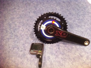SRM MTB 2x2 with PowerControl VII
