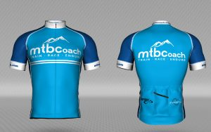 MTBCoach Train and Race Jersey