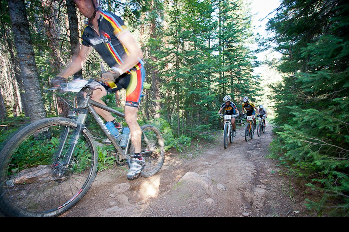 Mountain Bike Coach - Train Race Endure